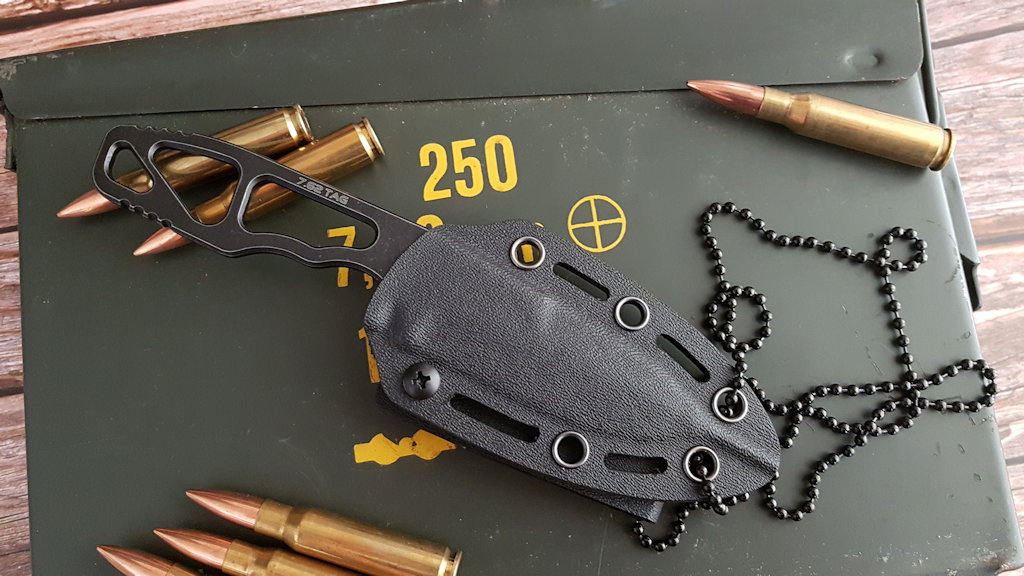 7.62 sheath front view